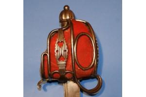 A Superb Quality 18th Century Scottish Basket Hilted Horesman's Back Sword.