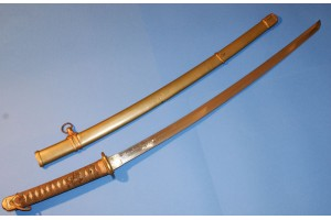 Japanese WWII Officers Katana