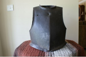 17th Century English Civil War Period Breast & Back Plate