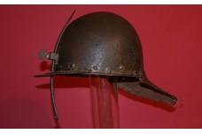 English Civil War Period Lobster tailed Helmet