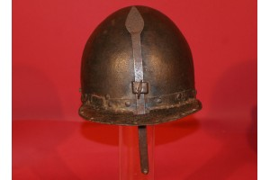 English Civil War Period Lobster tailed Helmet