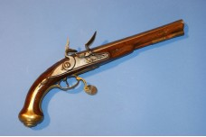 A Very Rare Royal Horse Guards British Military Flintlock Pistol