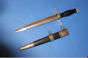 2nd Pattern RLB Officer Dagger