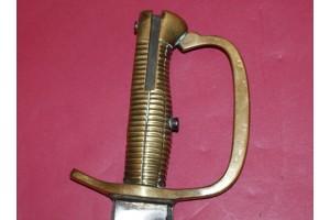 Baker Sword Bayonet