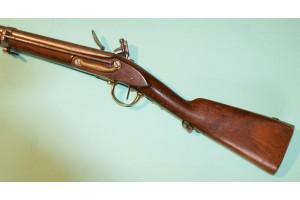 19th Century French Flintlock Model Year 9 Carbine (Mousqueton de Cavalerie Modele an 9)
