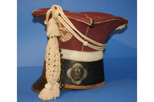 French Napoleonic Polish Lance Cap