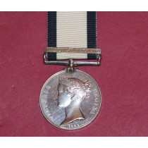 Naval General Service Medal with 16th July 1806 Boat Service Clasp to Henry Brehant, Gunner.