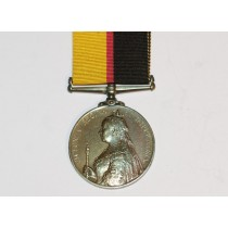 Queens Sudan Medal, 1896-98 (Unnamed)