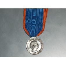1815 Nassau Waterloo Medal