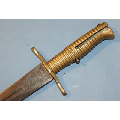 British Constabulary Sword Bayonet