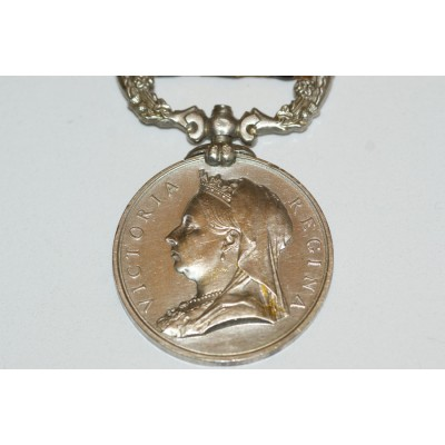 British South Africa Company Medal 1890-97 with Mashonaland 1897 Clasp.