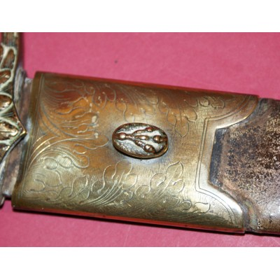 Early 19th Century Officers Sidearm, possibly Russian.