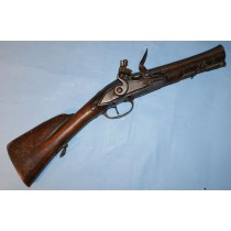 A Mid 18th Century French Flintlock Blunderbuss