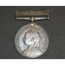 Cape of Good Hope General Service Medal with Bechuanaland Clasp