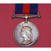 New Zealand 1863-1866 Medal to 248 Wm Adams, 50th Queens Own Regiment