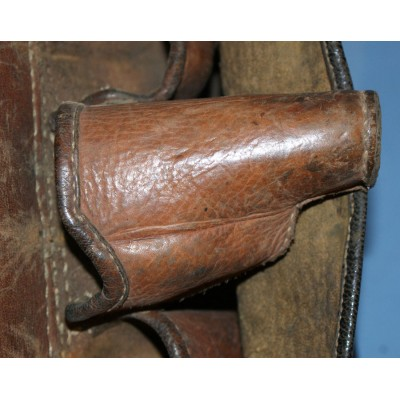 A Very Rare Mid 18th Century Cartridge Magazine for a Flintlock Sporting Rifle