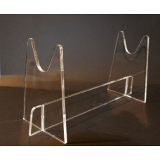 Double Display Stands