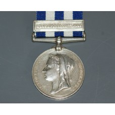 Egypt Medal 1882-89 with Single clasp for Alexandria 11th July