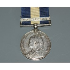 CAPE OF GOOD HOPE GENERAL SERVICE MEDAL 1880-97 WITH BECHUANALAND CLASP (PTE J.G. TIER.)